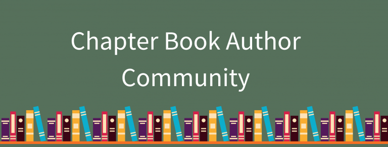 Chapter Book Author Community