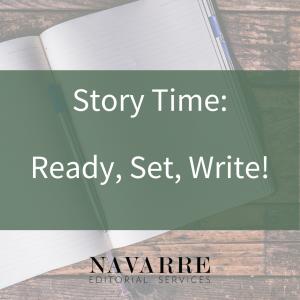 Story Time Ready Set Write